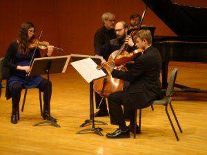 Rhodes Quartet
