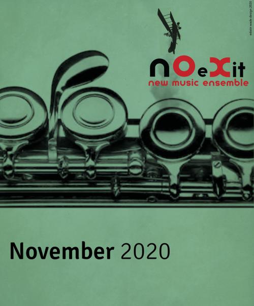 No Exit January 2020 Program